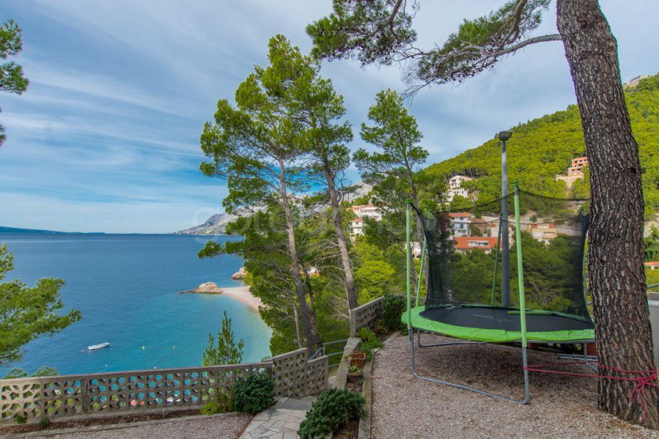 Beach view apt Dragienne XIII