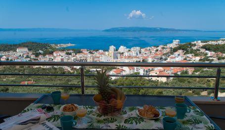 Sea view apartment Oscar IV