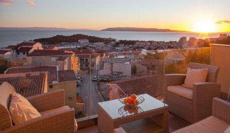 Penthouse sa pogledom 'Sunset'